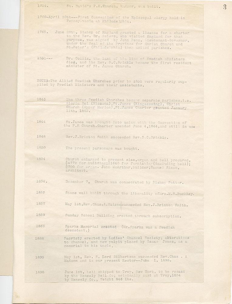 Castner Scrapbook v.22, Churches 1, page 3