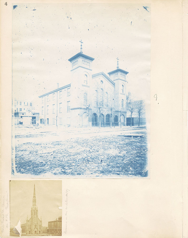 Castner Scrapbook v.22, Churches 1, page 4