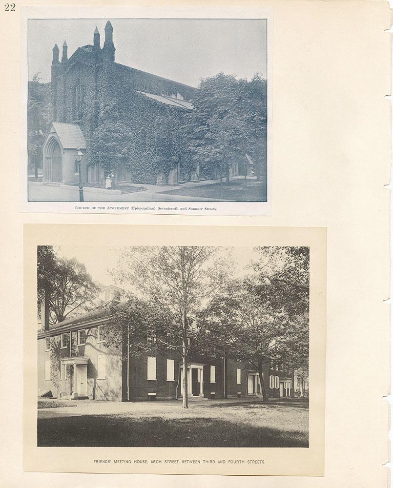 Castner Scrapbook v.22, Churches 1, page 22