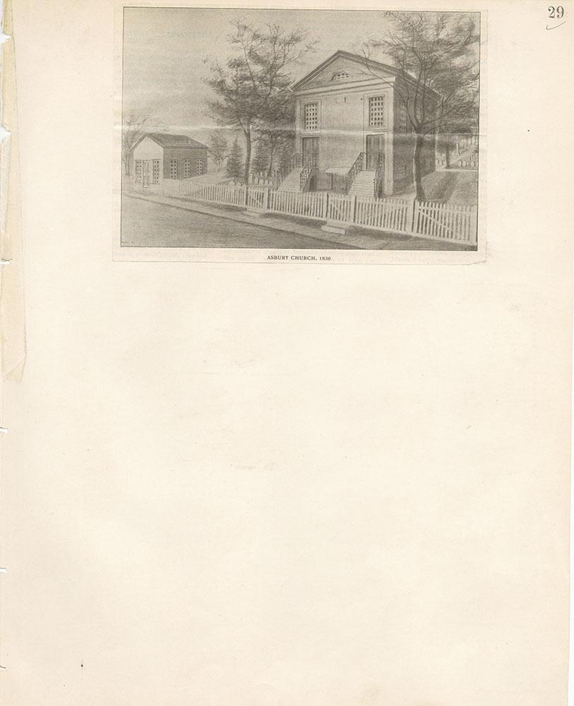Castner Scrapbook v.22, Churches 1, page 29