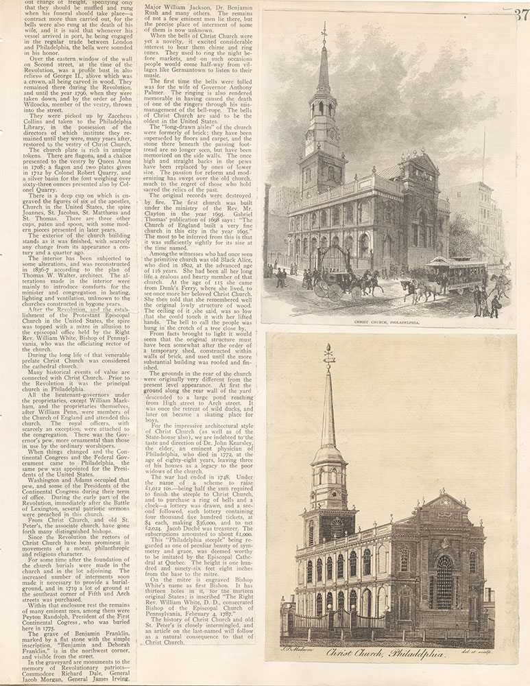 Castner Scrapbook v.22, Churches 1, page 37