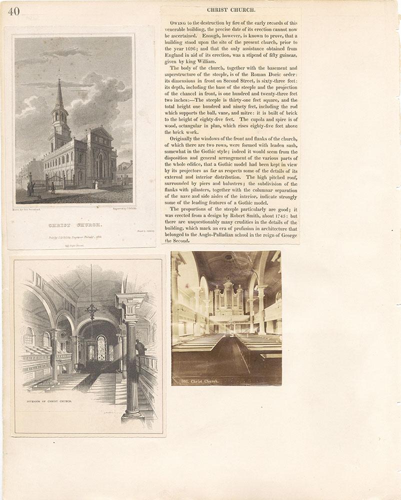 Castner Scrapbook v.22, Churches 1, page 40