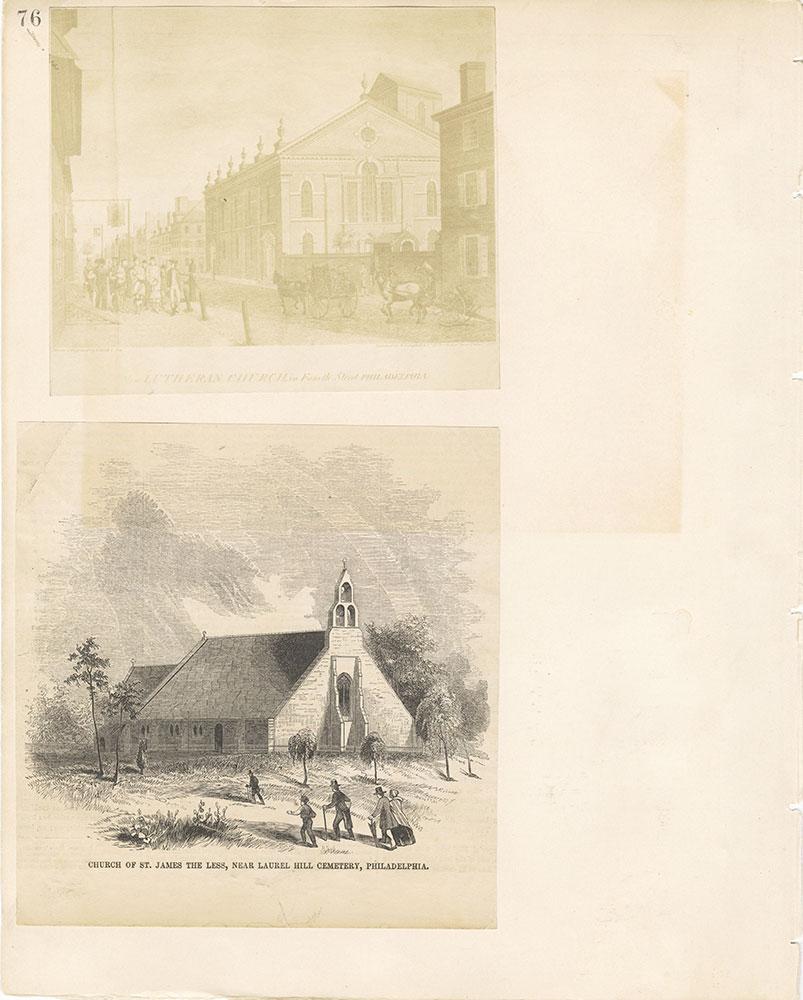 Castner Scrapbook v.22, Churches 1, page 76