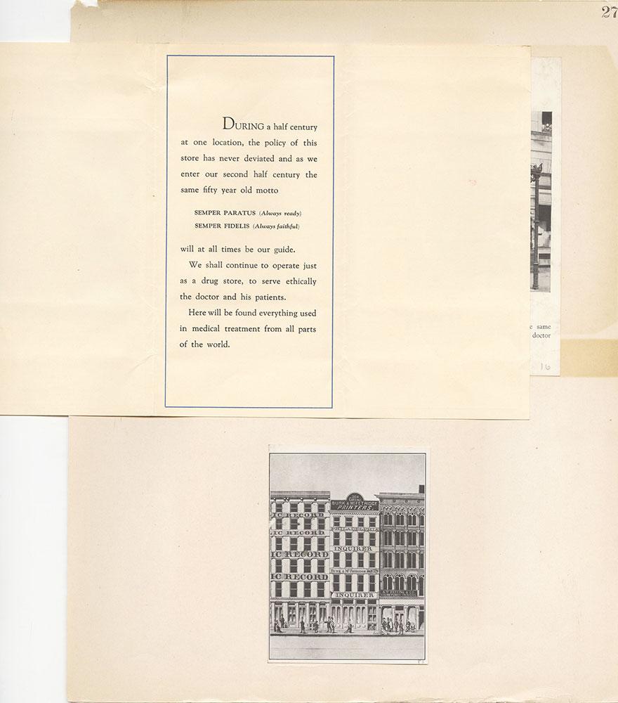 Castner Scrapbook v.26, Business 2, page 27