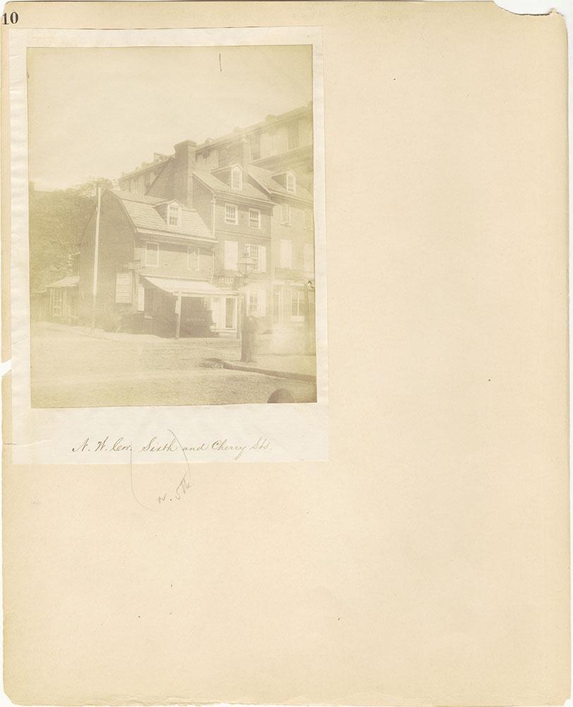 Castner Scrapbook v.27, Old Houses 4, page 10