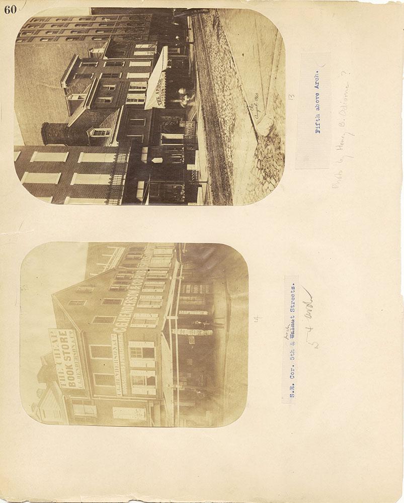 Castner Scrapbook v.27, Old Houses 4, page 60