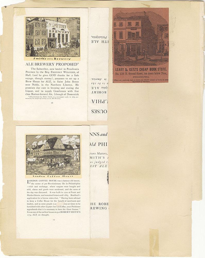 Castner Scrapbook v.29, Hotels 2, page 4