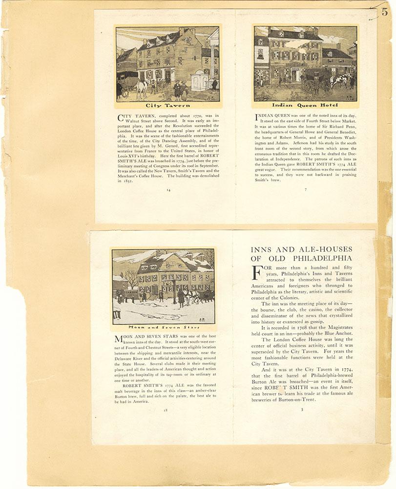 Castner Scrapbook v.29, Hotels 2, page 5