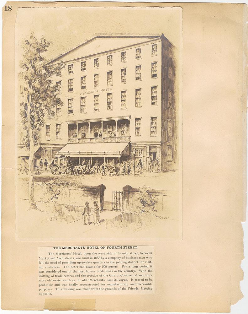 Castner Scrapbook v.29, Hotels 2, page 18