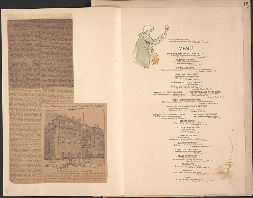 Castner Scrapbook v.29, Hotels 2, page 19