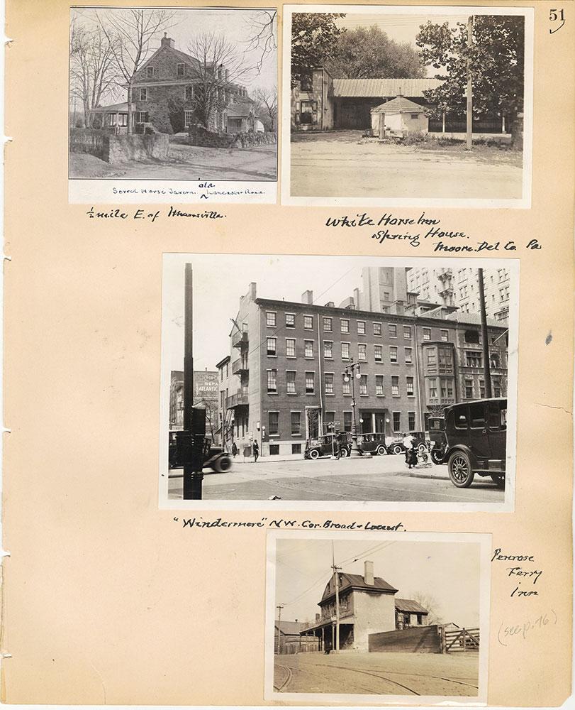 Castner Scrapbook v.29, Hotels 2, page 51