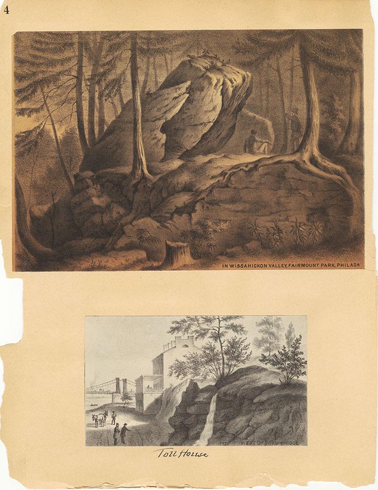 Castner Scrapbook v.30, Park and Schuylkill River 2, page 4