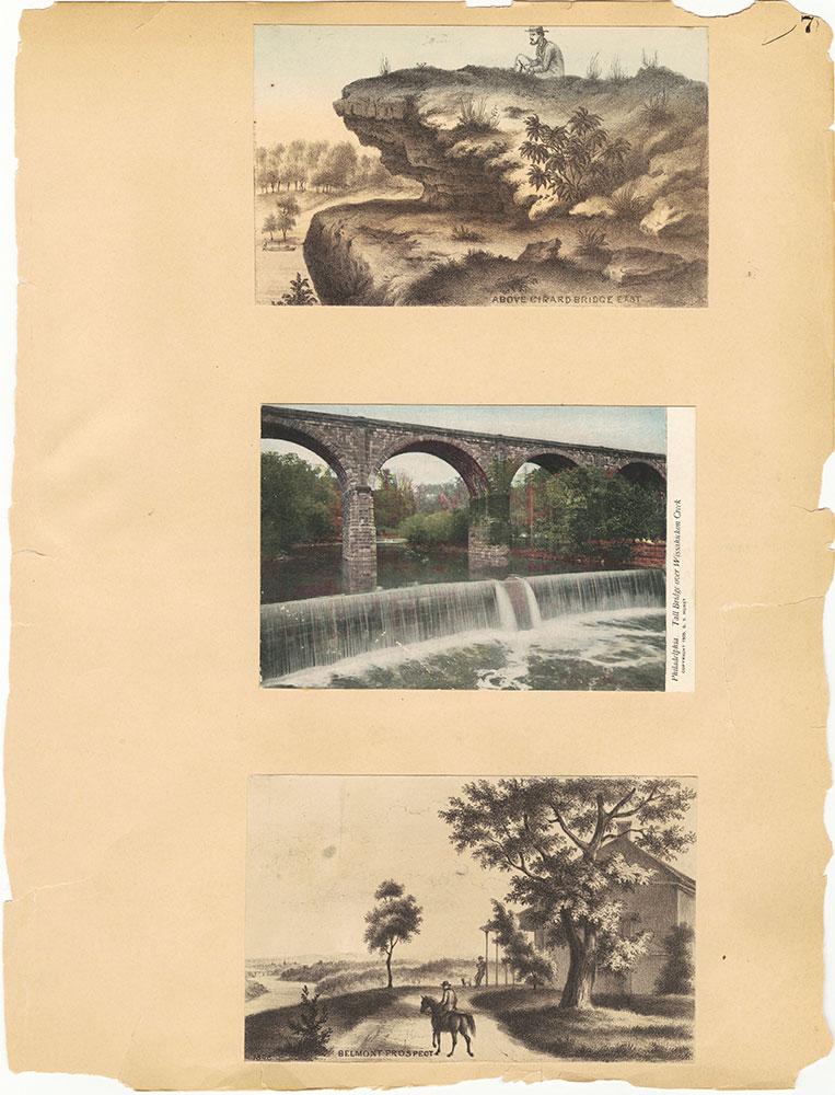 Castner Scrapbook v.30, Park and Schuylkill River 2, page 7