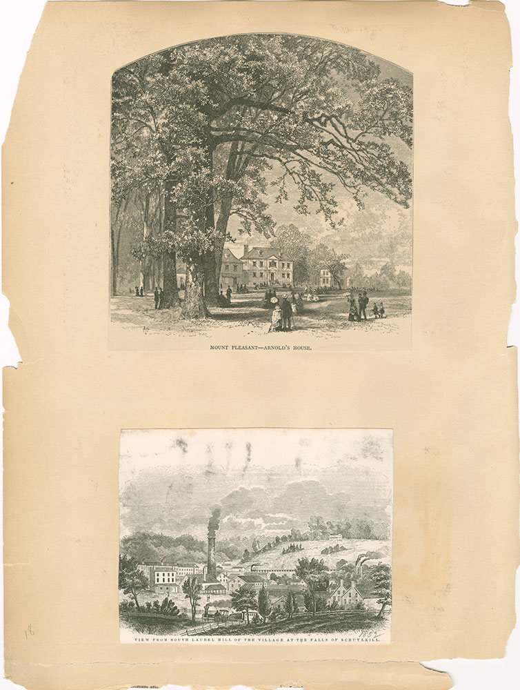 Castner Scrapbook v.30, Park and Schuylkill River 2, page 18