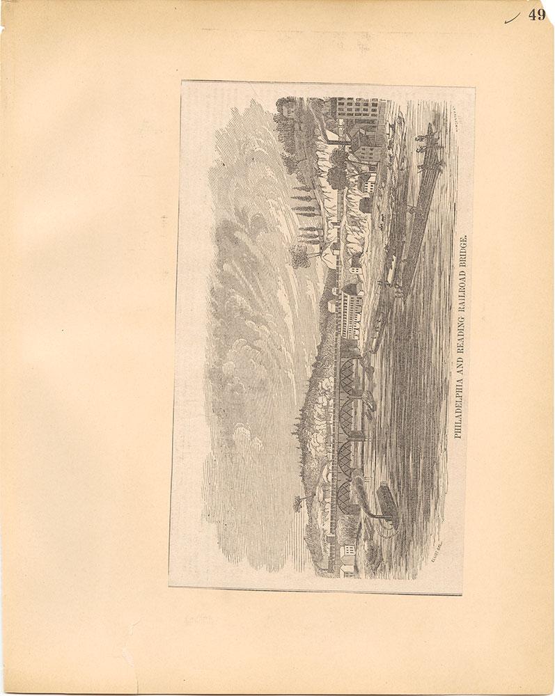 Castner Scrapbook v.30, Park and Schuylkill River 2, page 49
