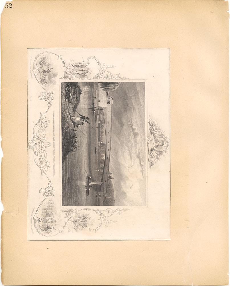 Castner Scrapbook v.30, Park and Schuylkill River 2, page 52