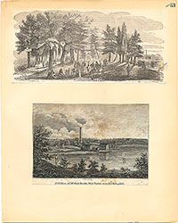 Castner Scrapbook v.30, Park and Schuylkill River 2, page 53