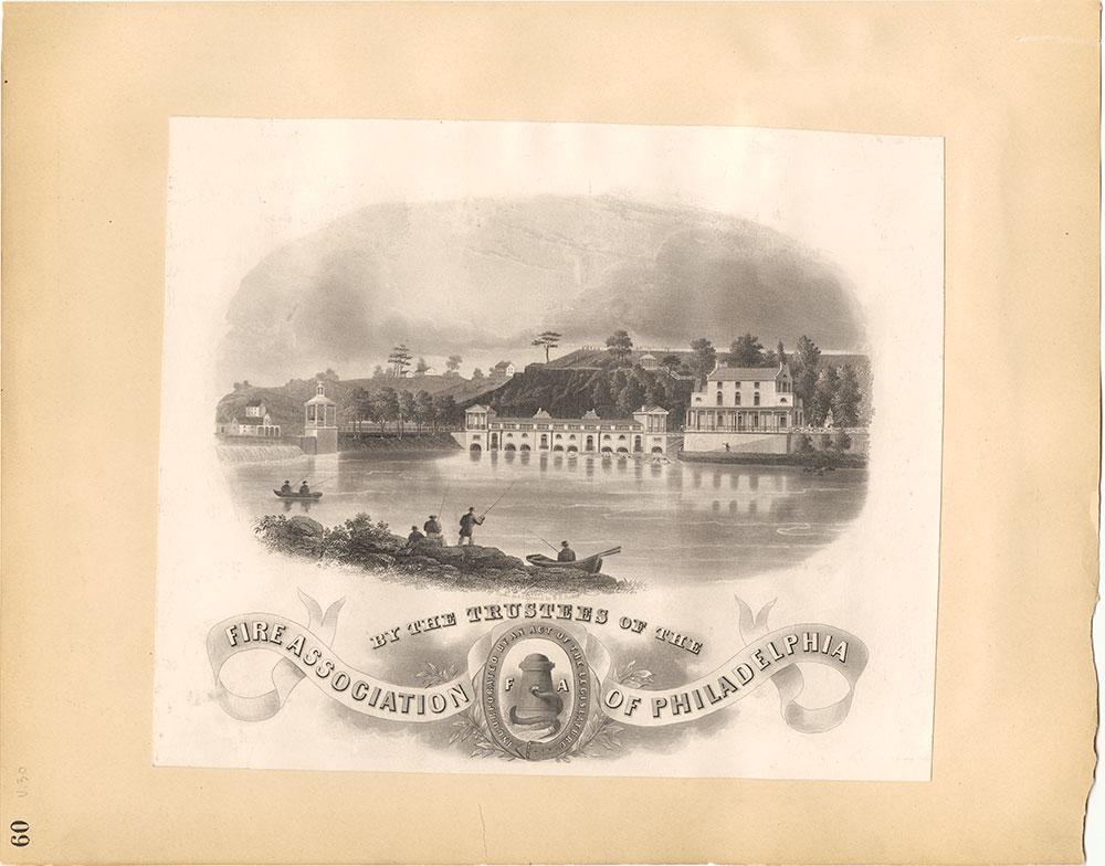Castner Scrapbook v.30, Park and Schuylkill River 2, page 60