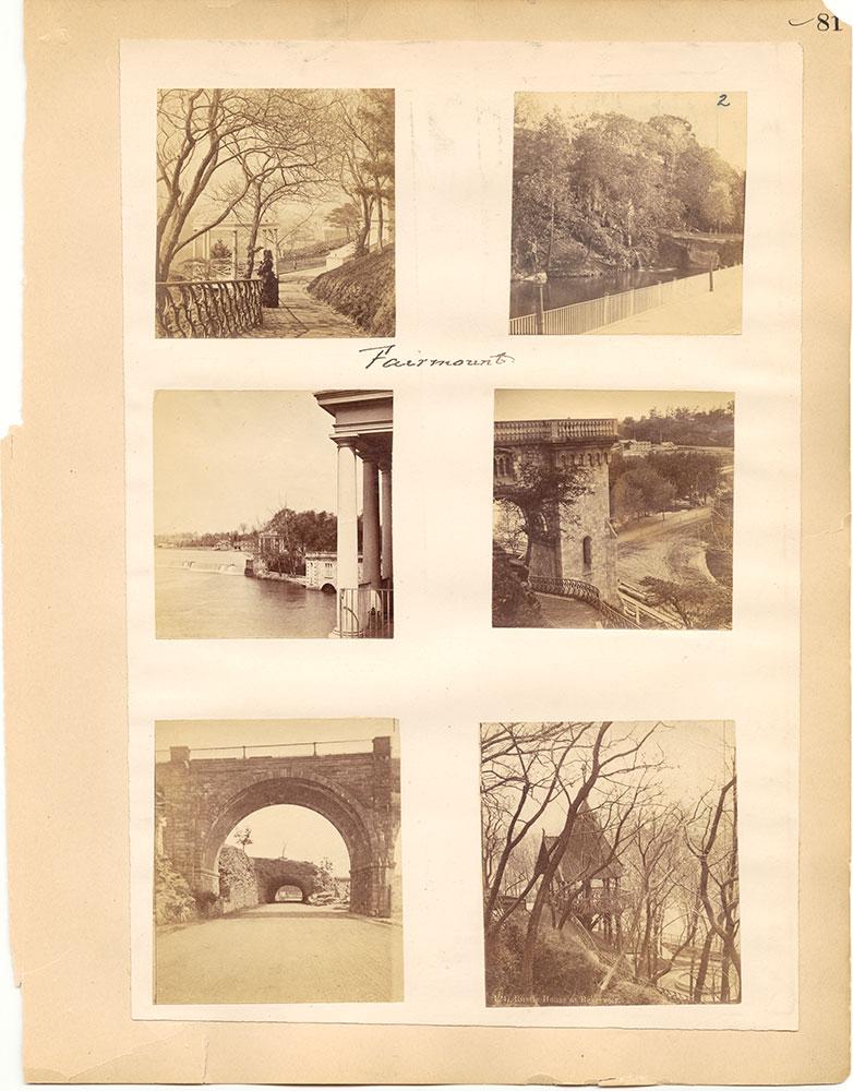 Castner Scrapbook v.30, Park and Schuylkill River 2, page 81