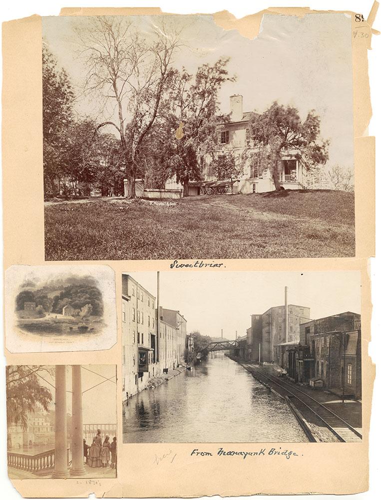Castner Scrapbook v.30, Park and Schuylkill River 2, page 89