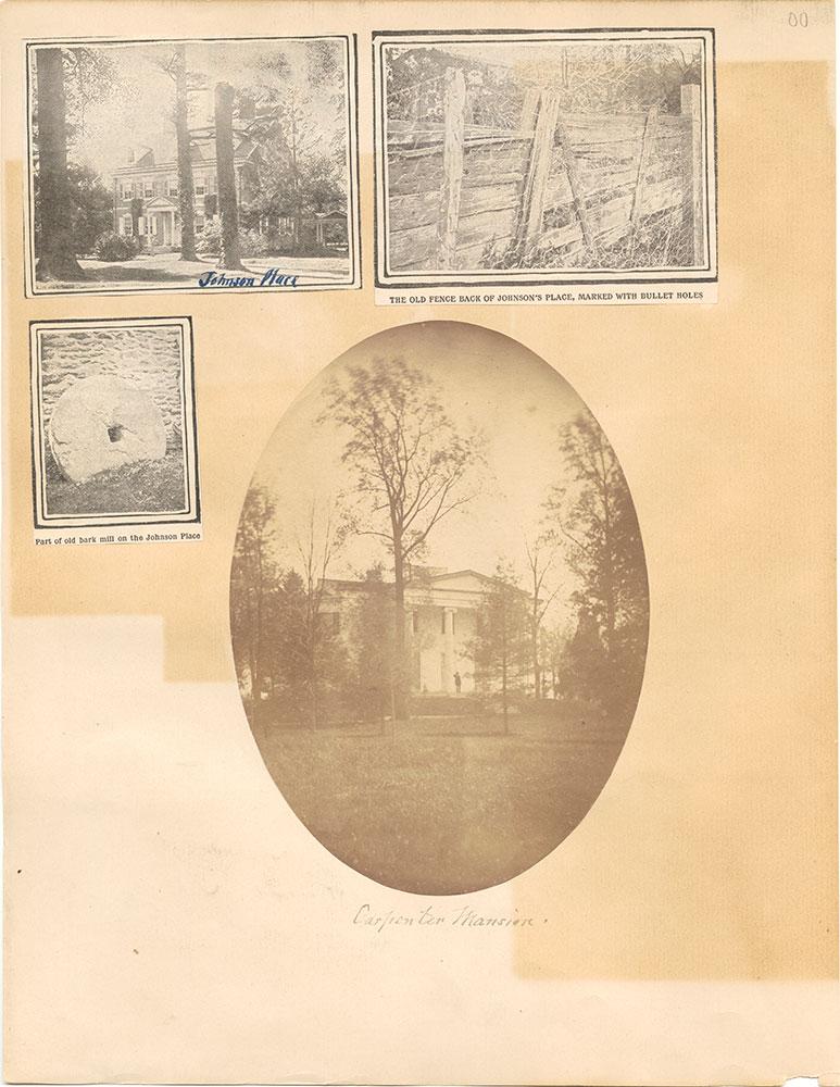 Castner Scrapbook v.38, Germantown 2, page 00