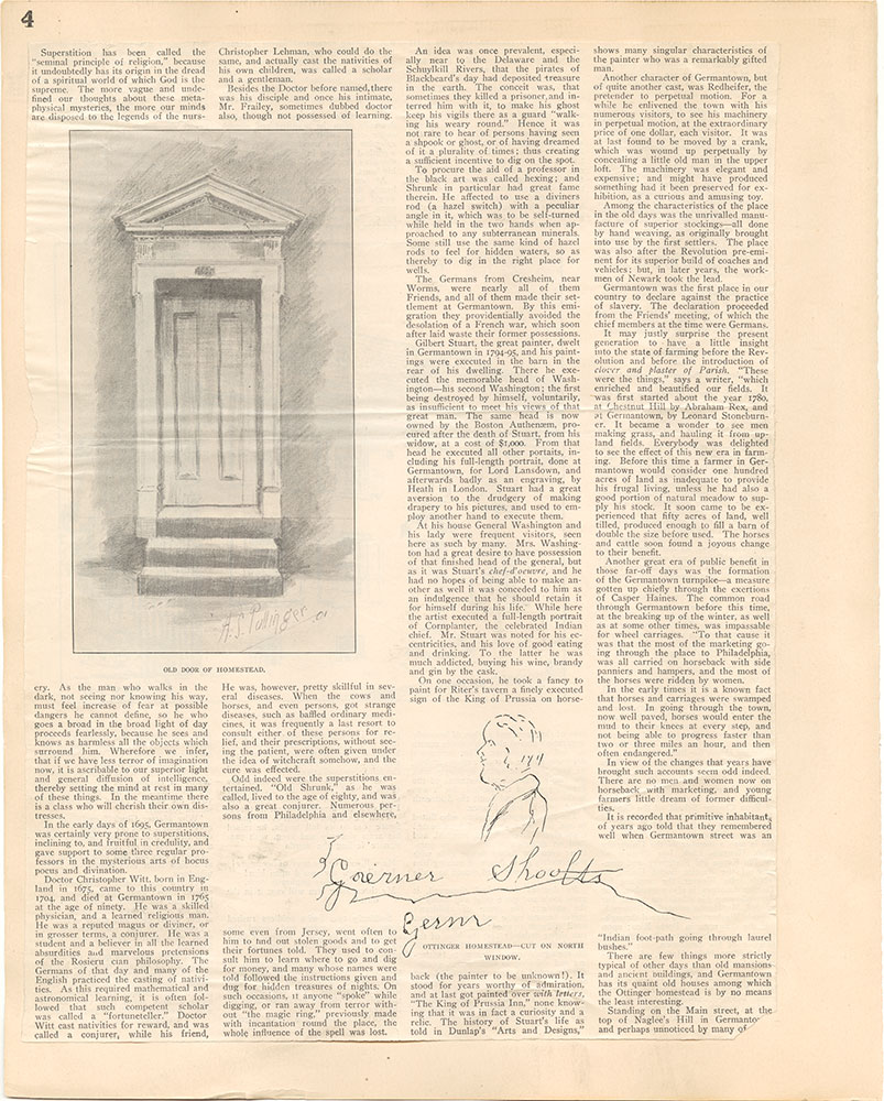 Castner Scrapbook v.38, Germantown 2, page 4