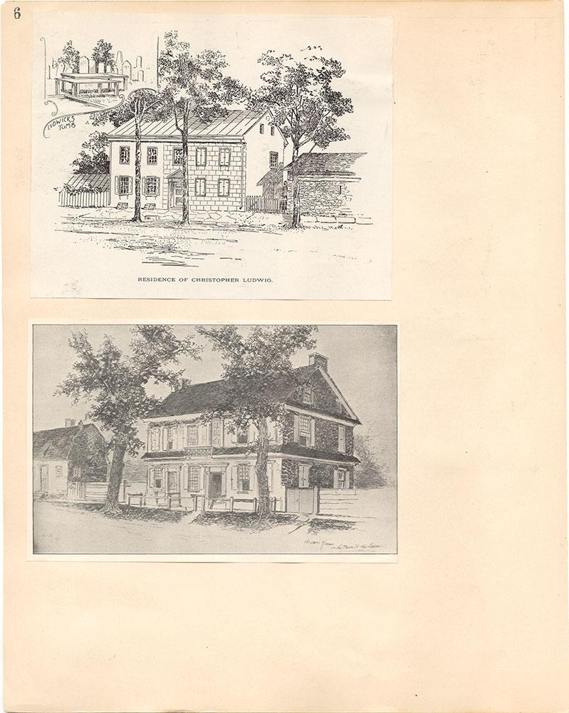 Castner Scrapbook v.38, Germantown 2, page 6