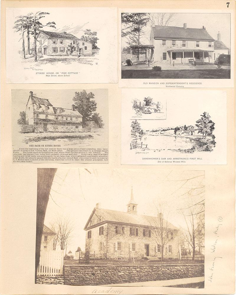Castner Scrapbook v.38, Germantown 2, page 7