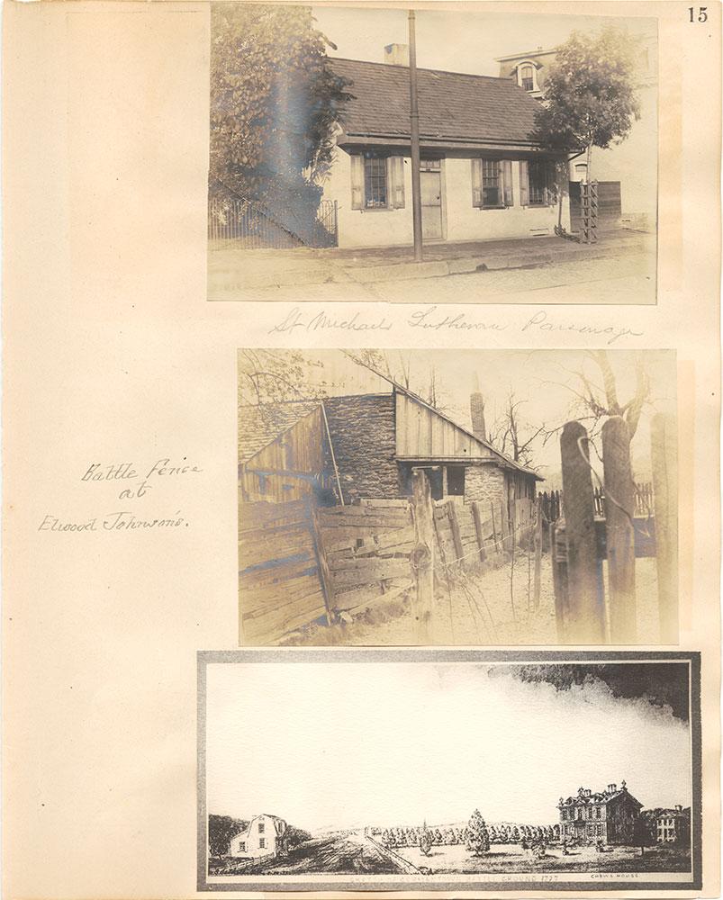 Castner Scrapbook v.38, Germantown 2, page 15