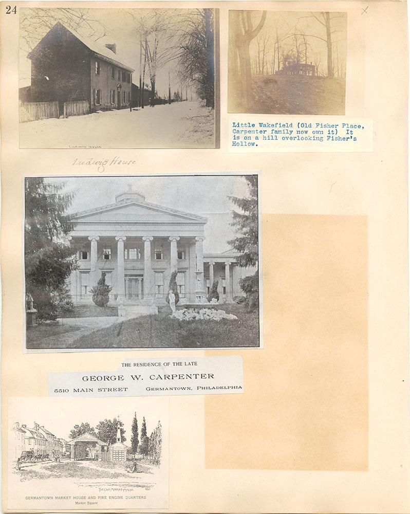 Castner Scrapbook v.38, Germantown 2, page 24
