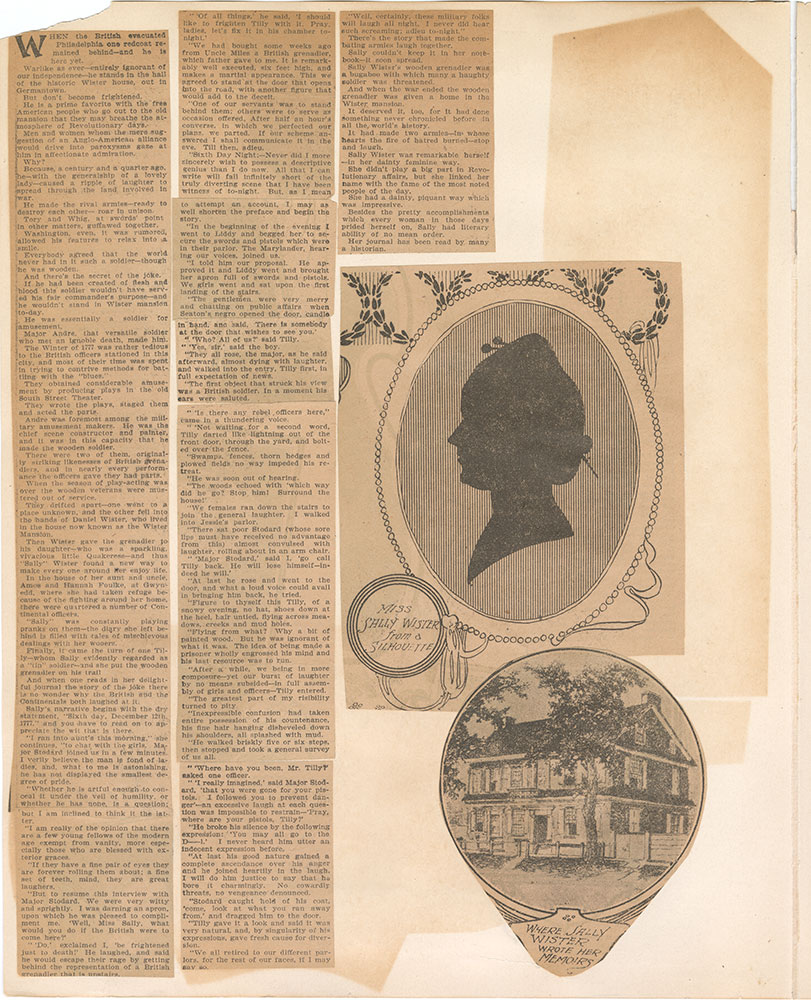 Castner Scrapbook v.38, Germantown 2, page 38