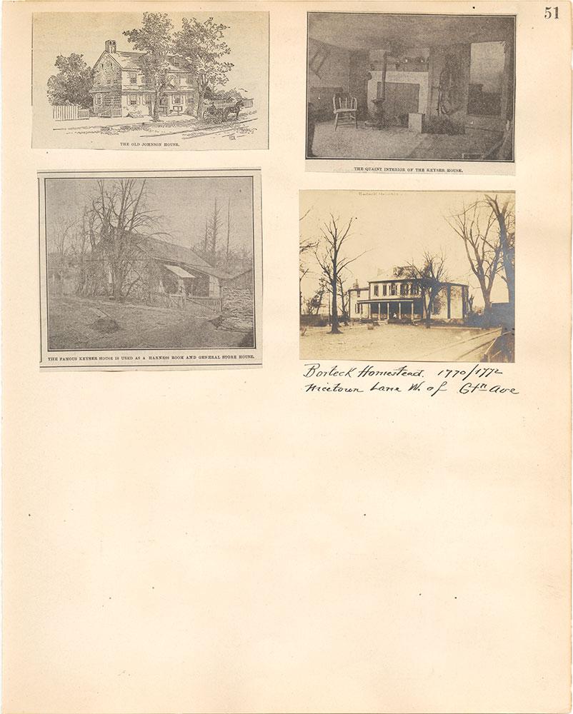 Castner Scrapbook v.38, Germantown 2, page 51