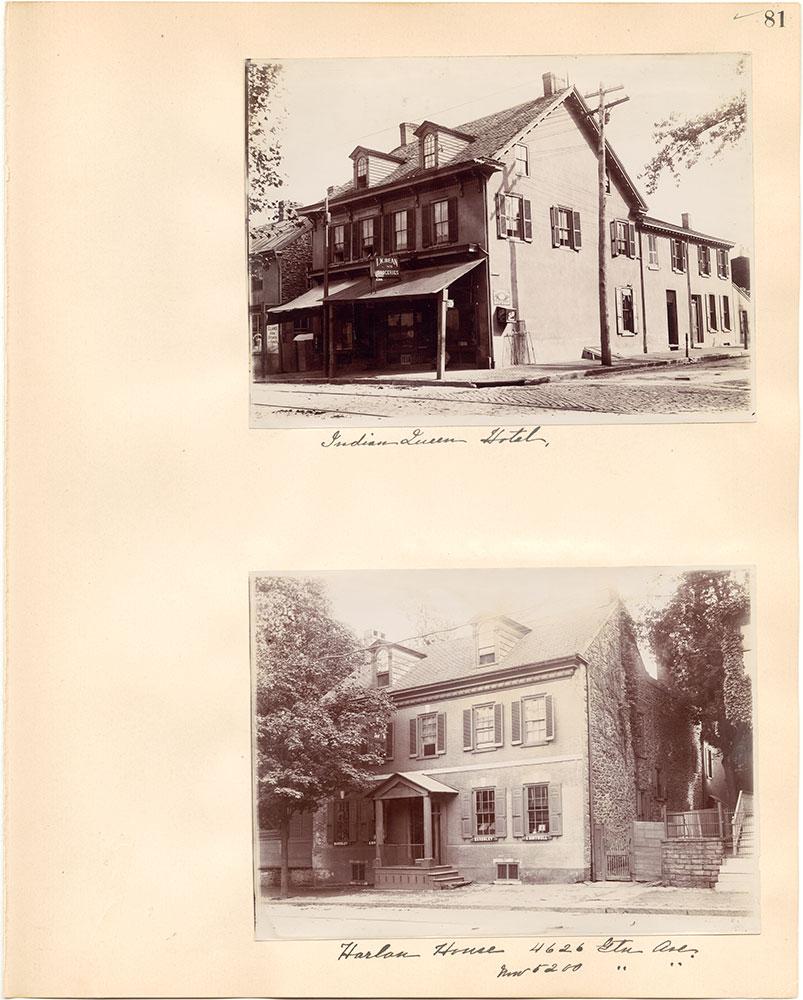 Castner Scrapbook v.38, Germantown 2, page 81