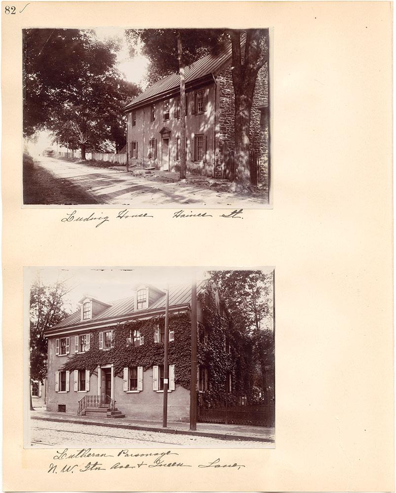 Castner Scrapbook v.38, Germantown 2, page 82