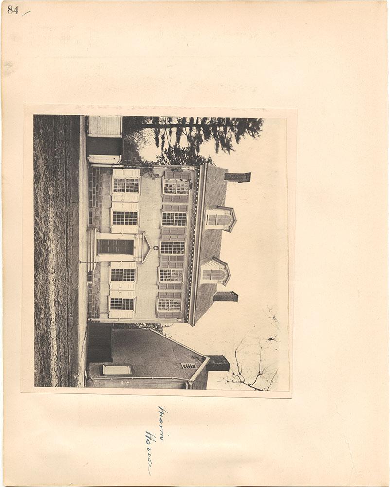 Castner Scrapbook v.38, Germantown 2, page 84
