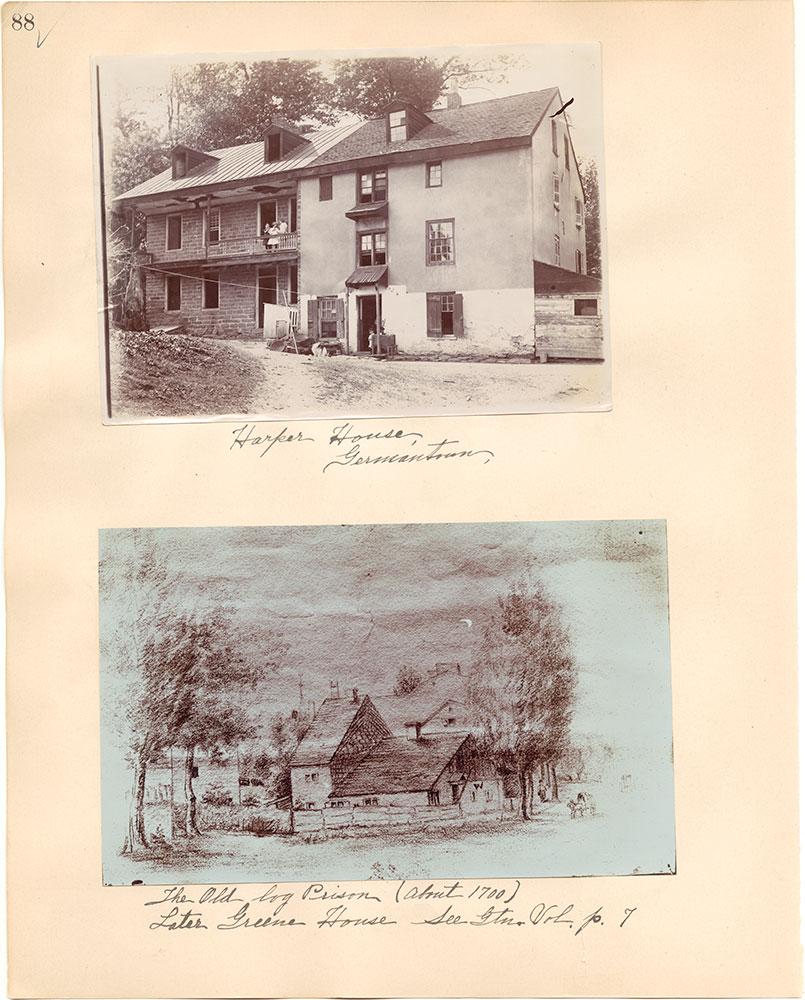 Castner Scrapbook v.38, Germantown 2, page 88