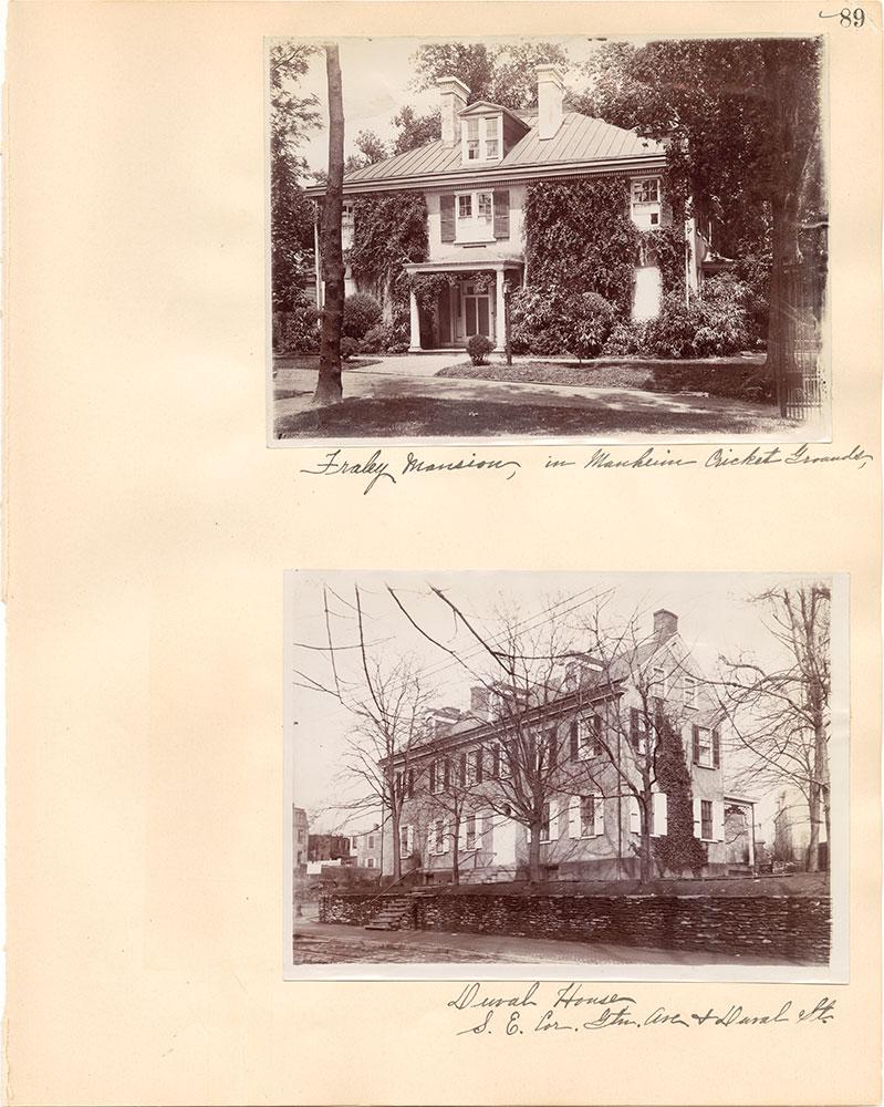Castner Scrapbook v.38, Germantown 2, page 89