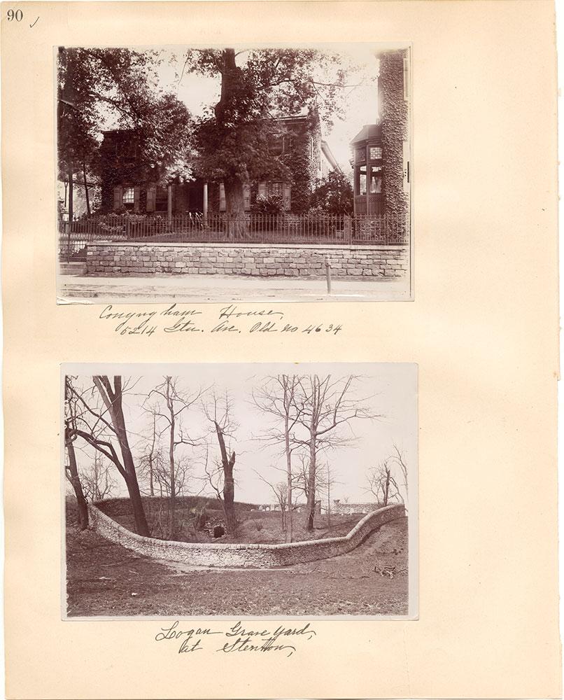 Castner Scrapbook v.38, Germantown 2, page 90