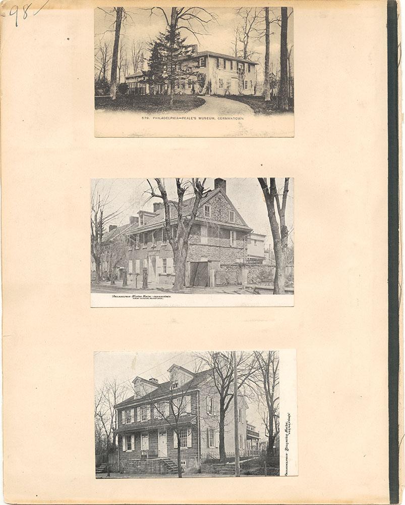 Castner Scrapbook v.38, Germantown 2, page 98