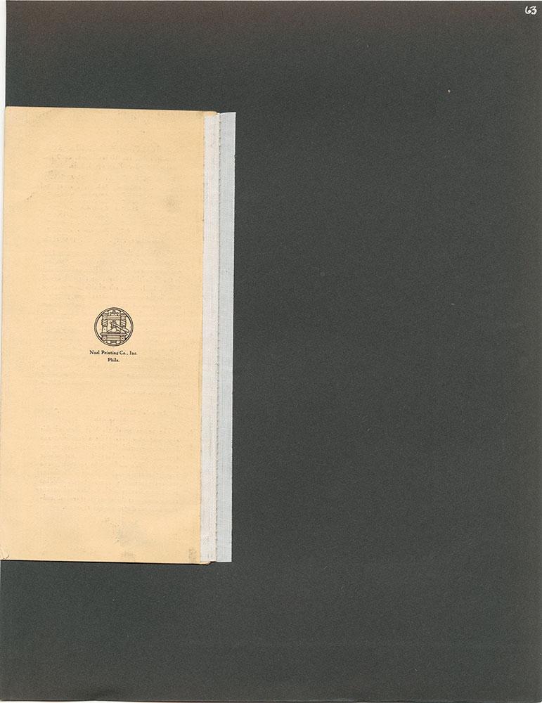Castner Scrapbook v.41, Miscellaneous 1, page 63