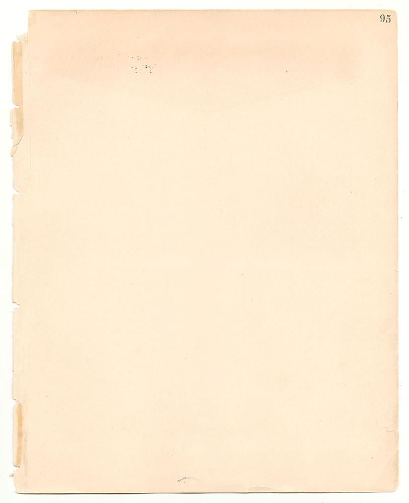 Castner Scrapbook v.7, Walks, Views, Maps, page 95