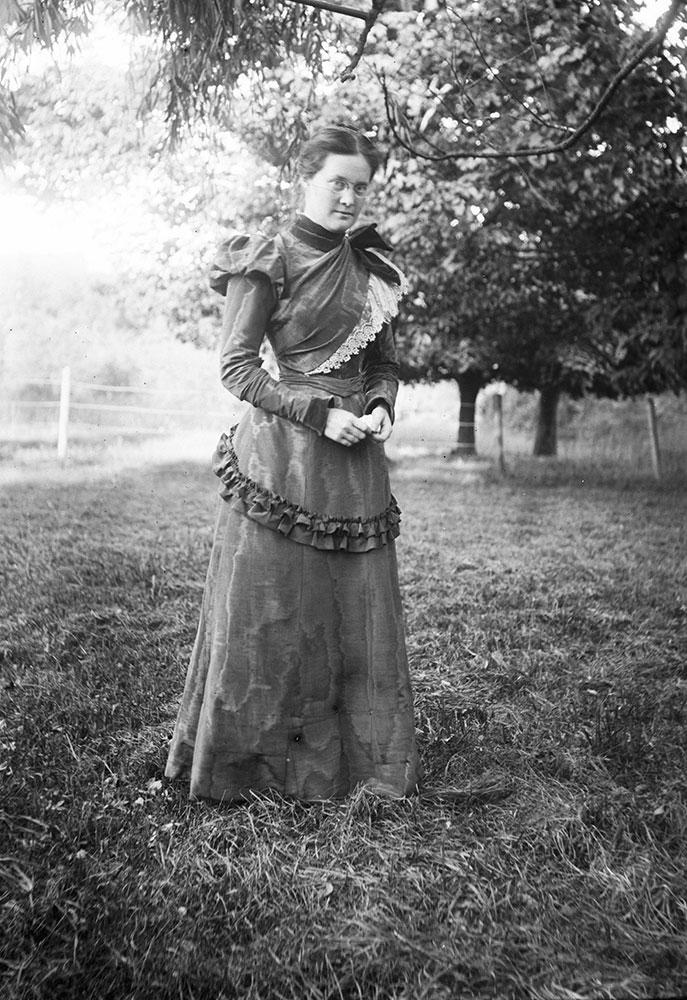 Miss Adeline W. Edmunds