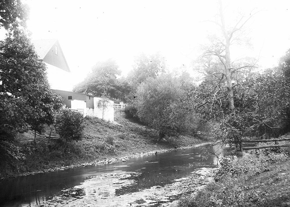 Barn on the Upper Wissahickon Creek