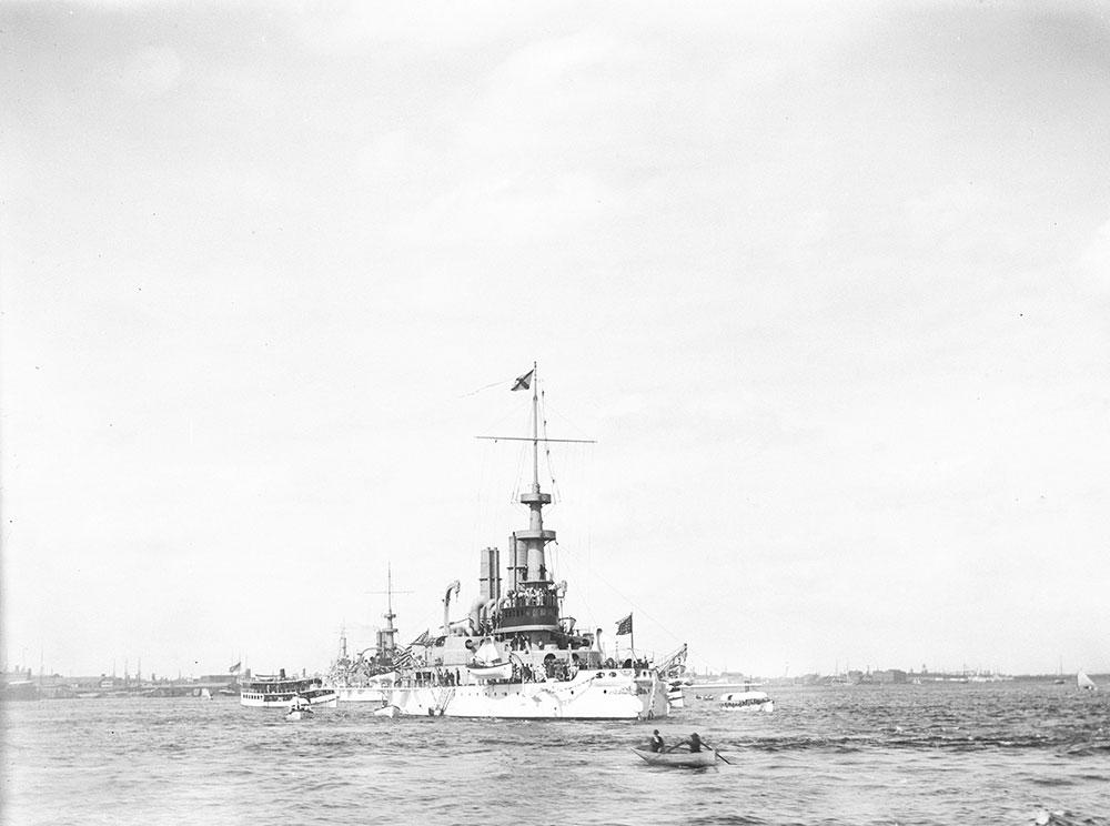 Sansom's Squadron, Delaware River