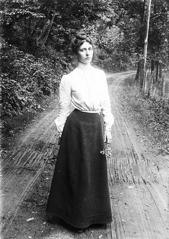 Sue near the Bennekill