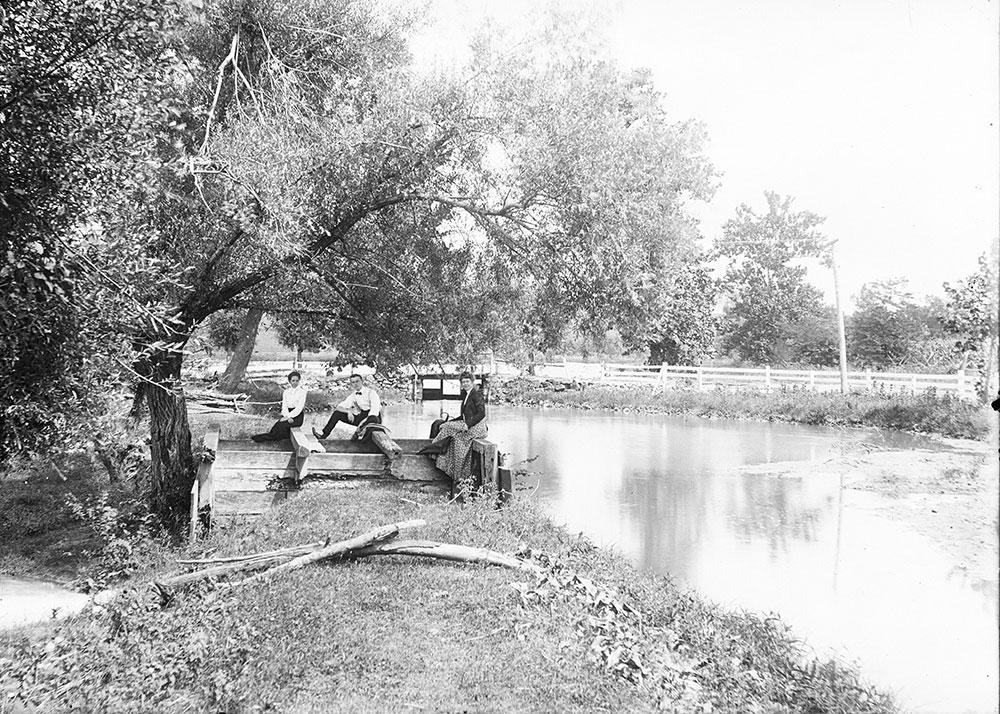 Conestoga Creek, At the dam
