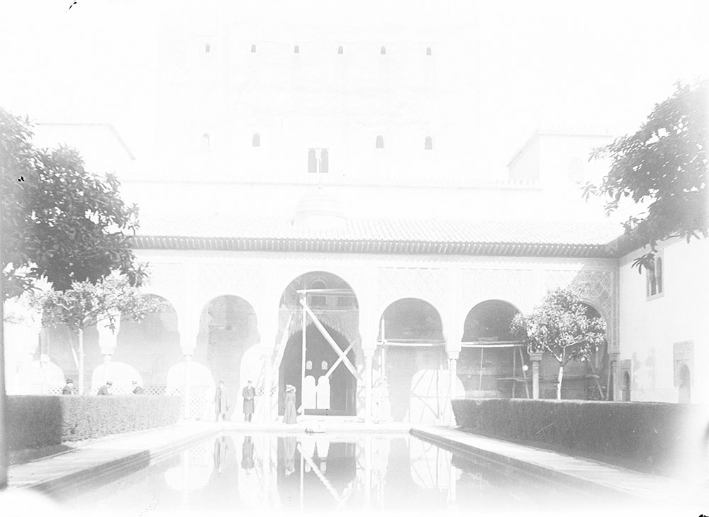 The Alhambra, Court of Myrtles