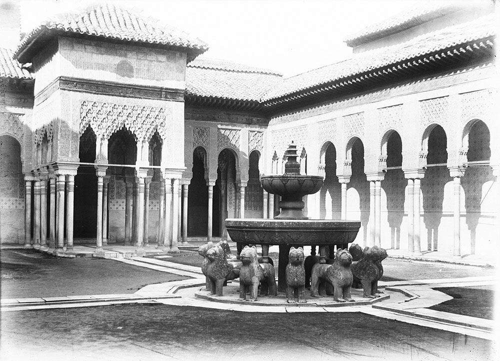 The Alhambra, Court of Lions