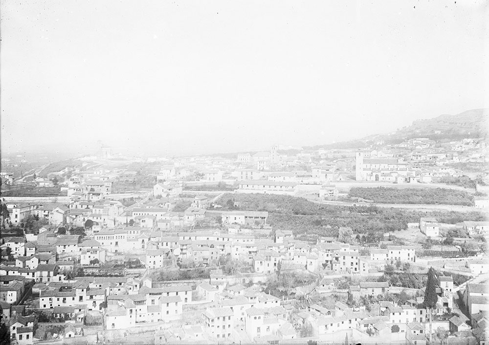 The City from the Alhambra