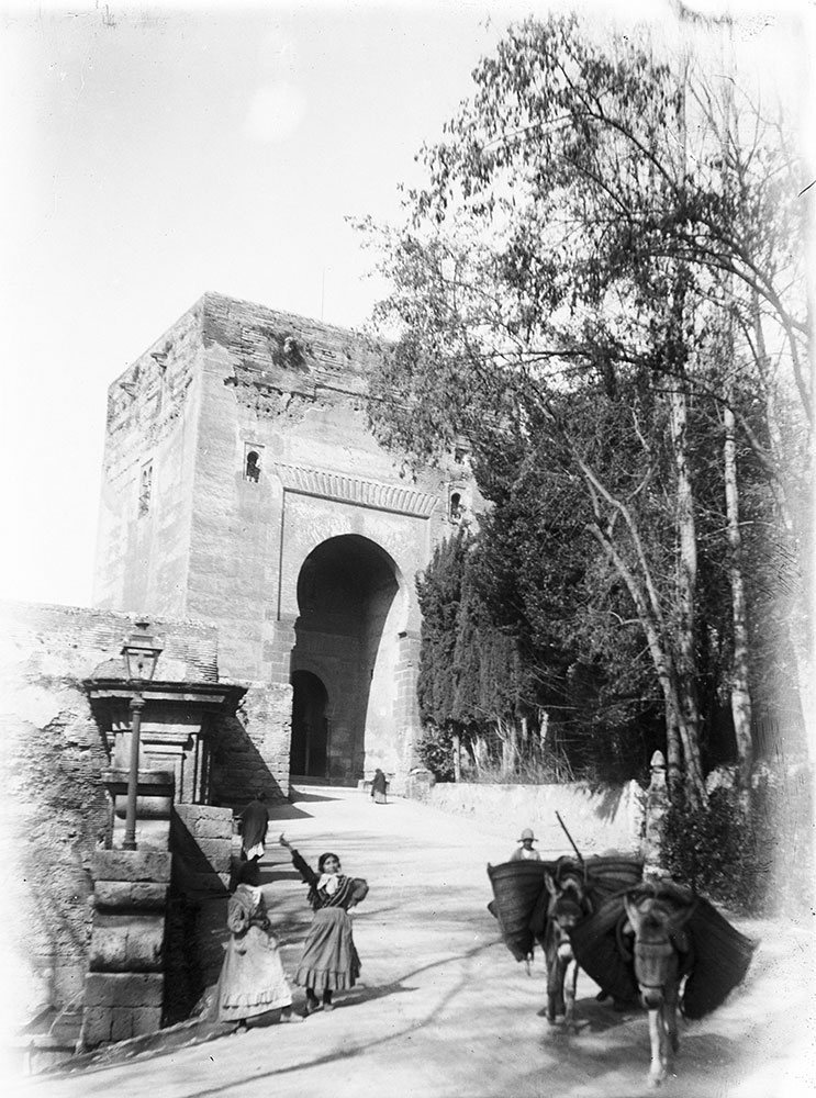 Gate of Justice, The Alhambra